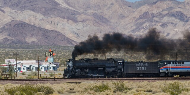 Route 66 Railway recognized by California Historical Societies